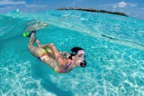 snorkelling bali